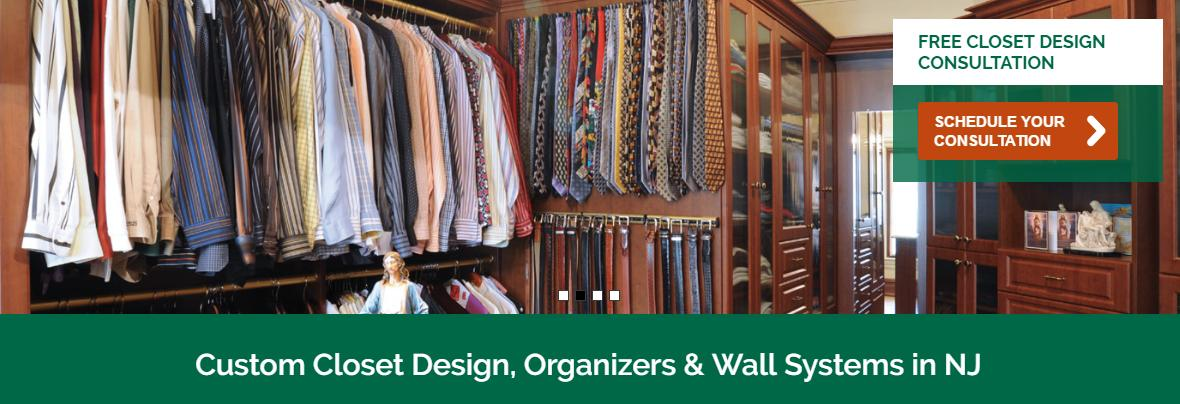 Closet Tec   203 Woodward Rd., Manalapan, NJ, United States, Contractors  Decorators And Firms   Spaceio