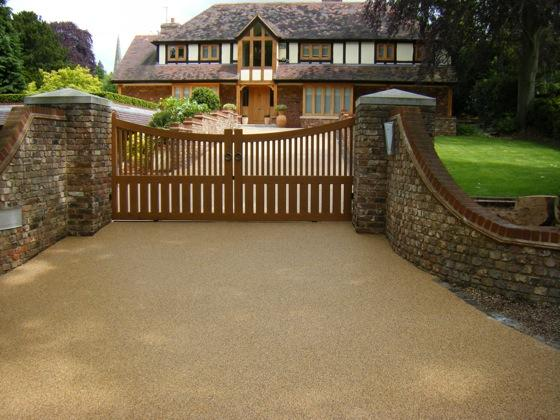 A History Of Resin Driveways - Types and Benefits of Resin Driveways