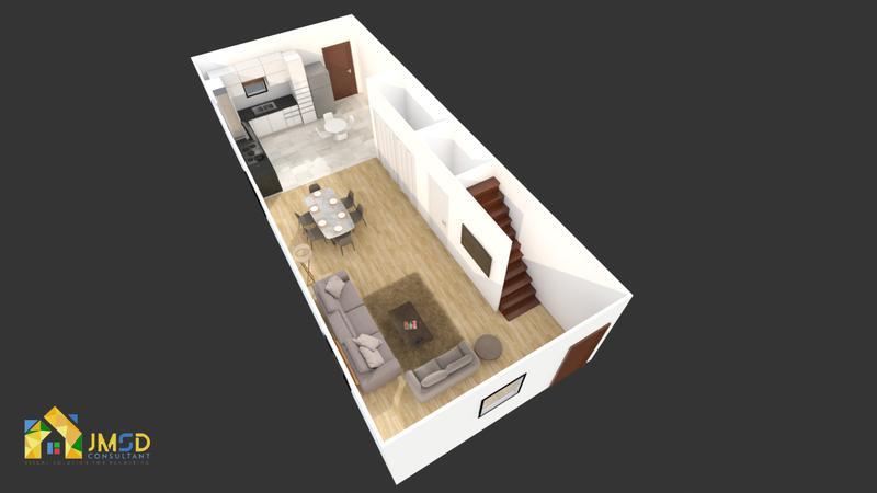 3D Floor Plan Services Vancouver, Canada