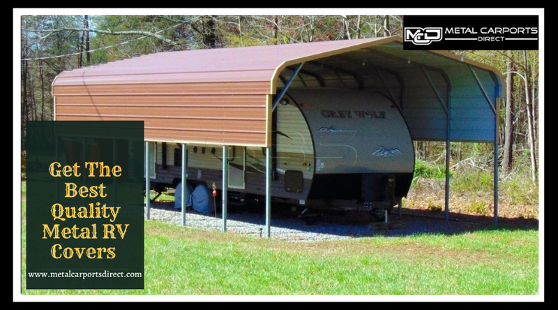 Get The Best Quality Metal RV Covers