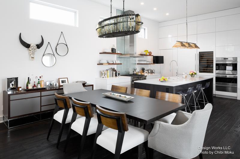 Design Works LLC   Transitional Lines   St. Petersburg, FL