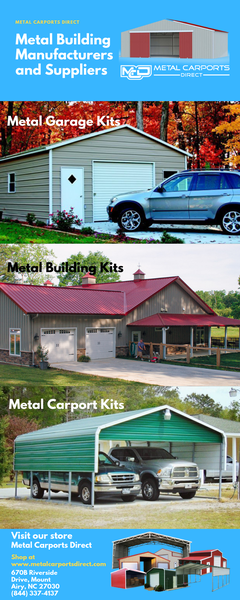 Metal Building Kits Manufacturers and Suppliers | Metal Carports Direct