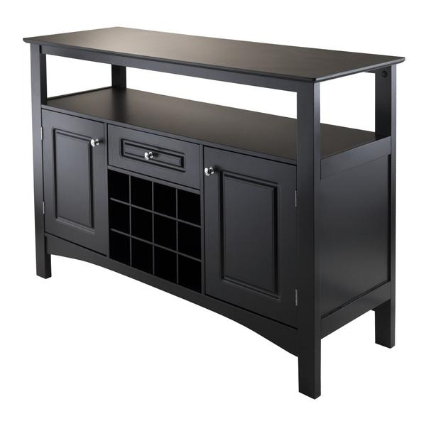 Winsome Wood Jasper Storage Buffet - Buffets & Sideboards