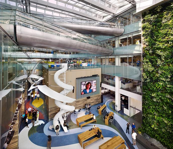 5 Top outstanding offices around the world