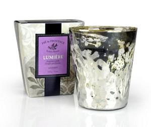 Lavender - Lumiere Soy Candle Collection - 8oz | Brava Home Decor
