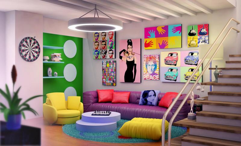 Retro Interior Design retro interior design - retro design and styles