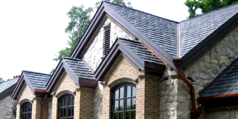 Features Of Slate Roofing