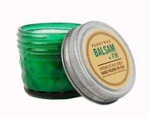 Balsam & Fir - Paddywax Relish Soy Candle - 3oz