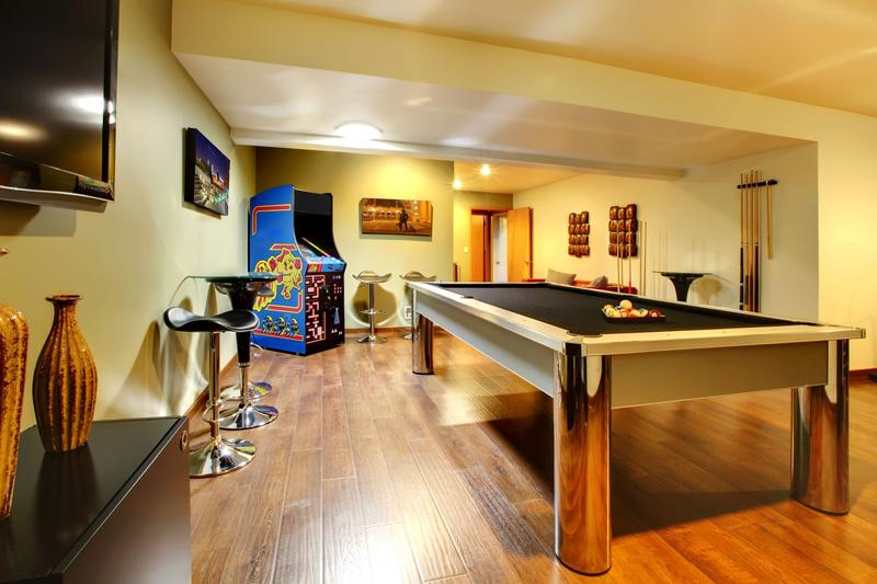 Making your Man Cave Comfortable