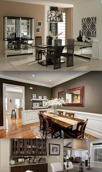 Dining Room Redesign Ideas