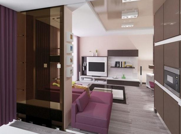 3D Interior Designing Of Living Room