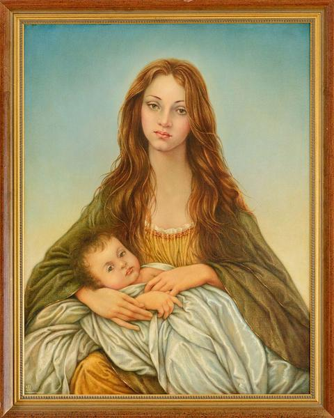 Painting «Madonna» - YOU Gallery