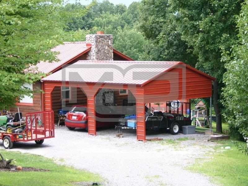 Build your Metal Carport Kits