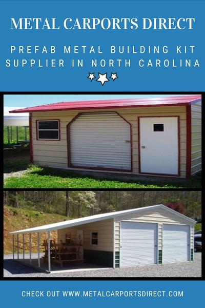 Prefab Metal Building Kit Supplier in North Carolina