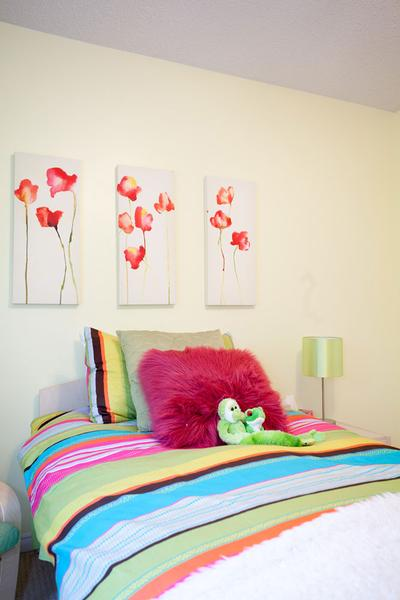Kids Bedroom Interiors - Fletcher