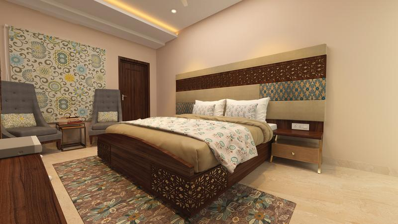 Interior Customized Project in Jaipur