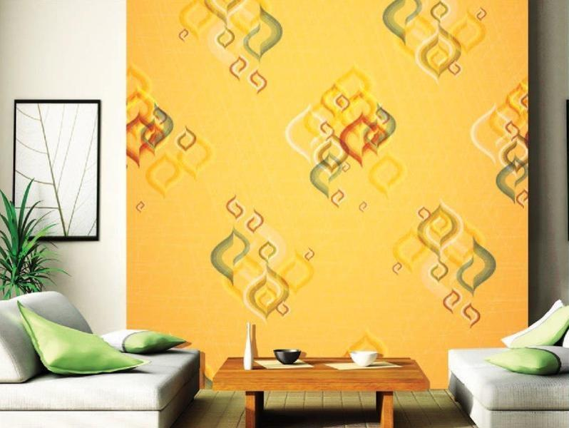 Yellow Wallpaper Designs - Modern Wall Paper