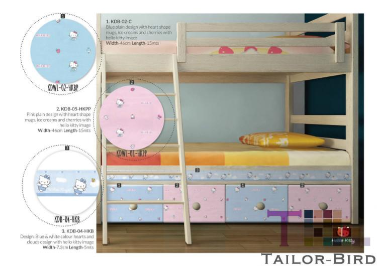 The Hello Kitty Theme - Furniture Skin