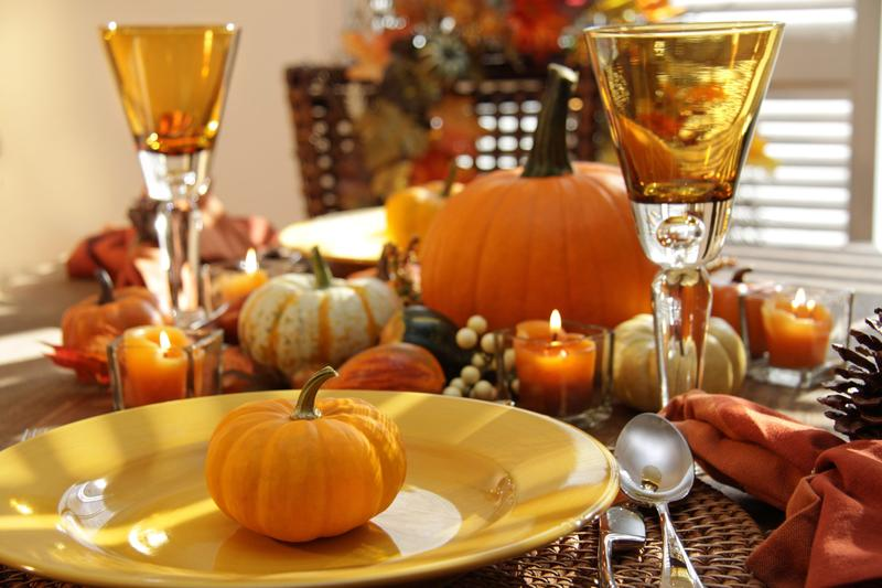 Last Minute Decorating Ideas for Thanksgiving