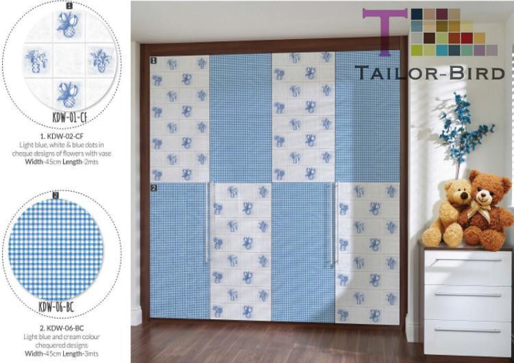 Blue Theme - Furniture Skin