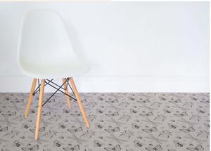 Fabre - Insect Pattern Vinyl Flooring