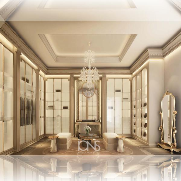 Exceptional Walk-in Closet Interiors
