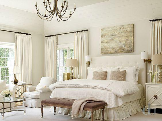 Give A New Look To Your Master Bedroom!