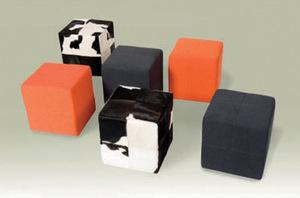 Dice Ottoman  Renovation Room