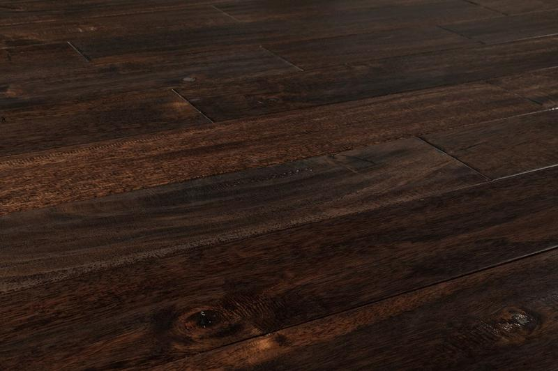 Mazama Hardwood - Smooth Acacia Collection Pekoe Brown / Acacia / Builders / 4 4/5""