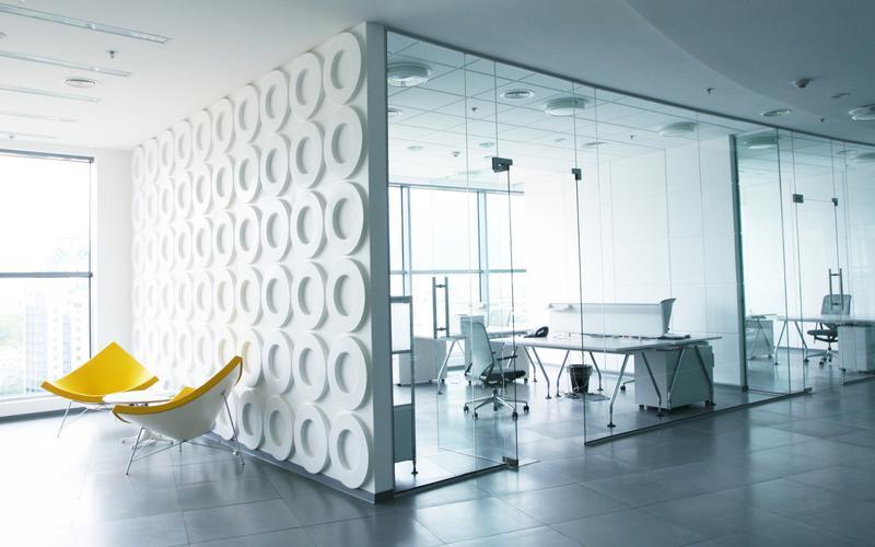 Office Space Design - Open Concept Ideas