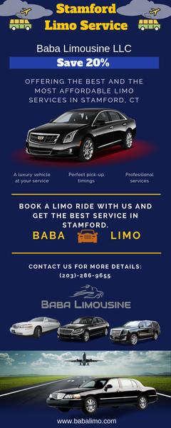 Stamford Limo Service | Baba Limo