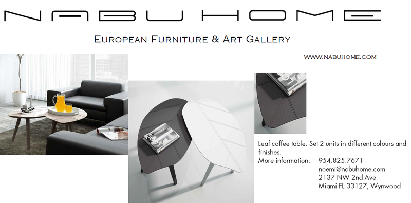 European furniture Miami