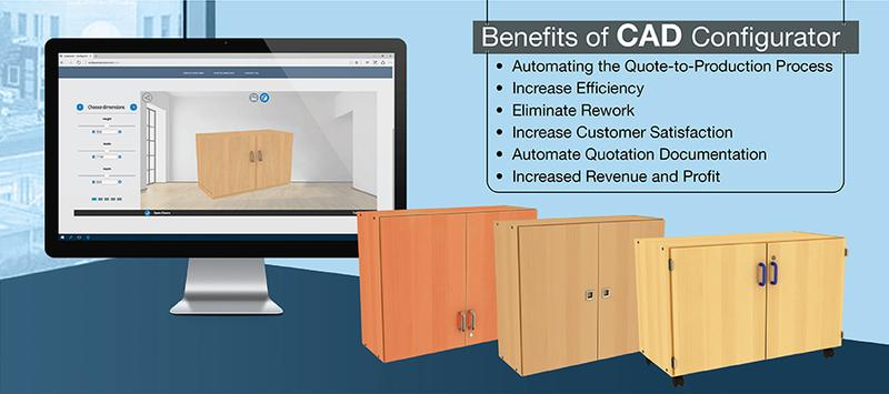 Advantages of CAD Configurator: Automate Quotation Documentation and Increase Revenue
