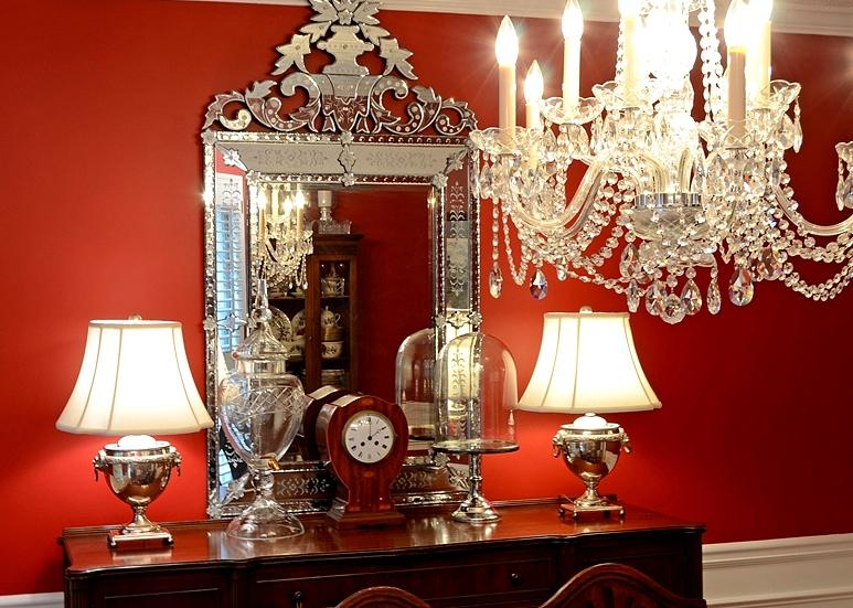 Mirrors For Living Room By Czar Venetian Mirrors