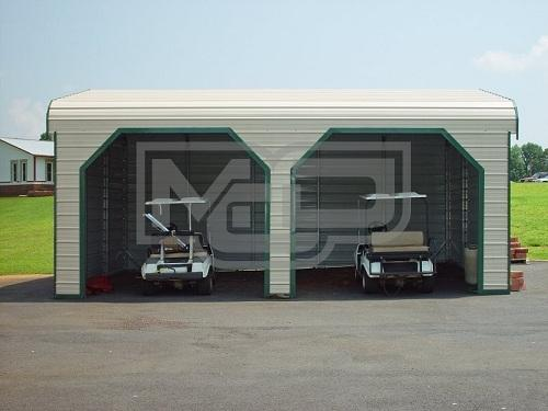 2-Car Carports - Protect Your Car and Add Value to Your Home