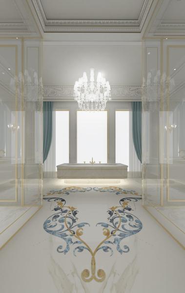 Luxury Bathroom Like No Other