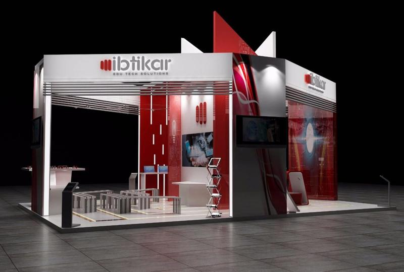 Exhibition Stand Design by S3tkoncepts
