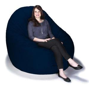 Casual Seating Arrangement - 6 ft Cocoon Bean Bags Jaxx