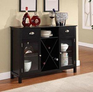 Andover Wood Buffet Server