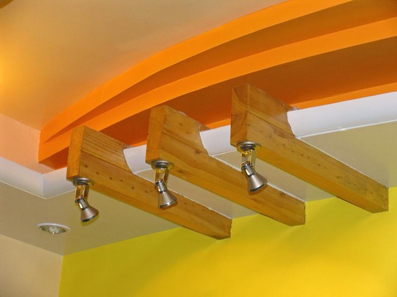 Kitchen Fall Ceiling Designs