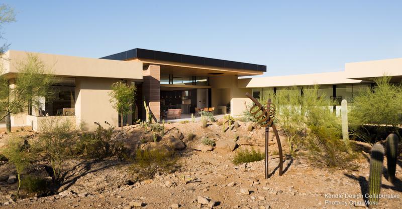 Kendle Design Collaborative  |  Desert Wash  |  Paradise Valley, AZ