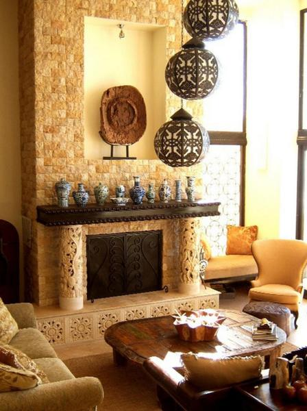Ethnic indian home decor ideas for Ethnic home decor
