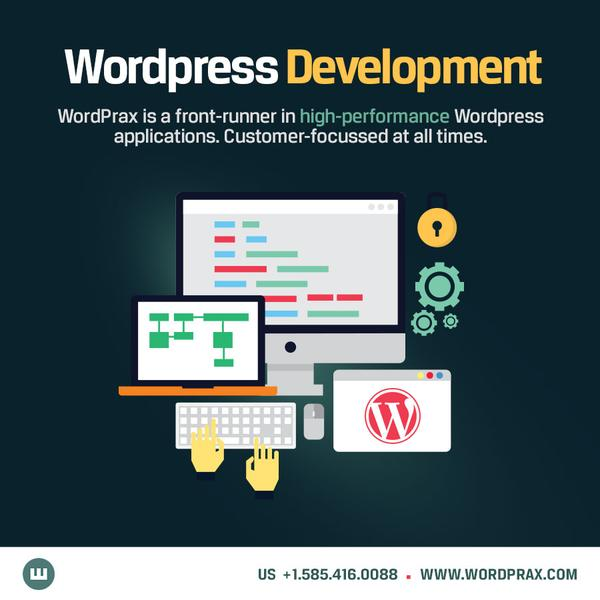 Key Benefits Offered by Outsourcing WordPress Development Services
