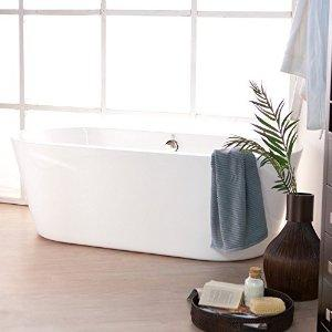 Wyndham Collection Freestanding Tub - Soaking Tubs