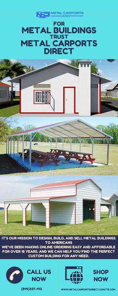 North Carolina Top Quality Metal Building Kits
