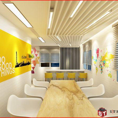 Best Office Interior Company in Dubai