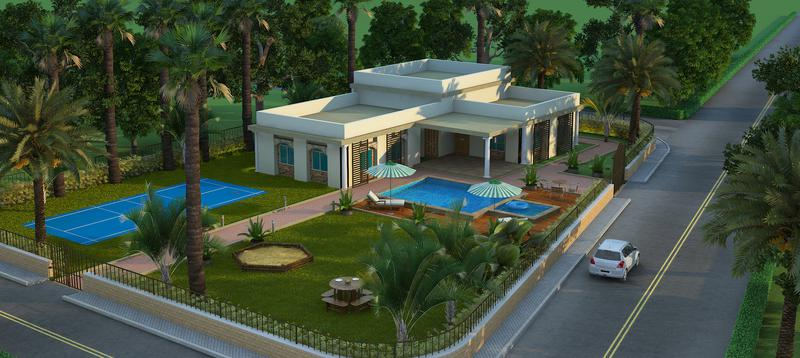 Residential 3D Rendering Services Los Angeles CA