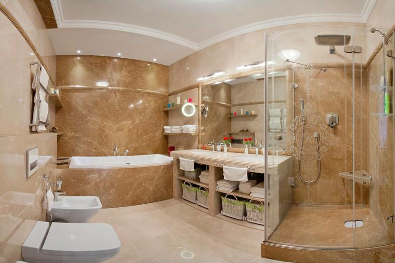 Bathroom designing luxurious and functional ideas for Bathroom remodel orlando