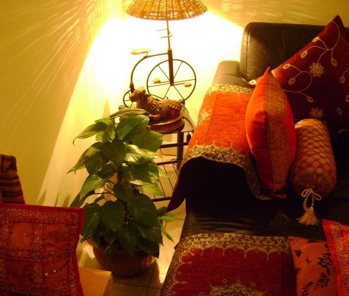 The Indian Ethnic Bed Room Decor
