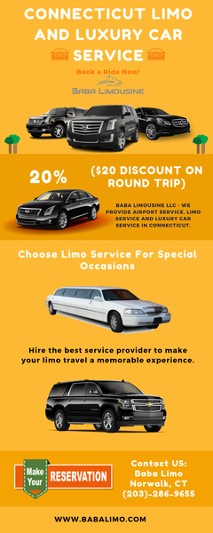 Connecticut Limo and Luxury Car Service